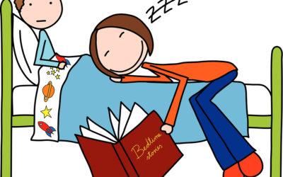 4 Bedtime tips for kids to make bedtimes easier