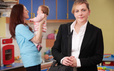 Stay-at-home Mom (or Dad)… OR… daycare?